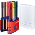 Stabilo 68 ColorParade Pen Astd P20 6820 (Pack of 20)